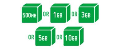 mineo/マイネオのおすすめ容量や繰り越し、変更の日数やシェアについて